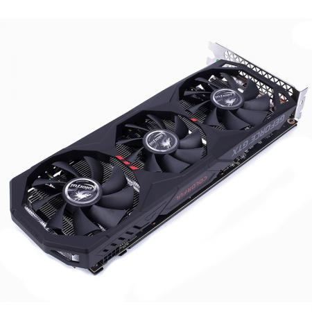 七彩虹 Colorful GeForce GTX1660 Gaming ES 6...